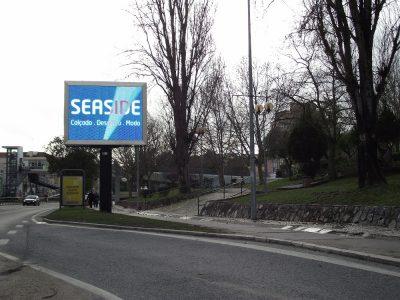 Su publicidad en movimiento en cualquier ubicación